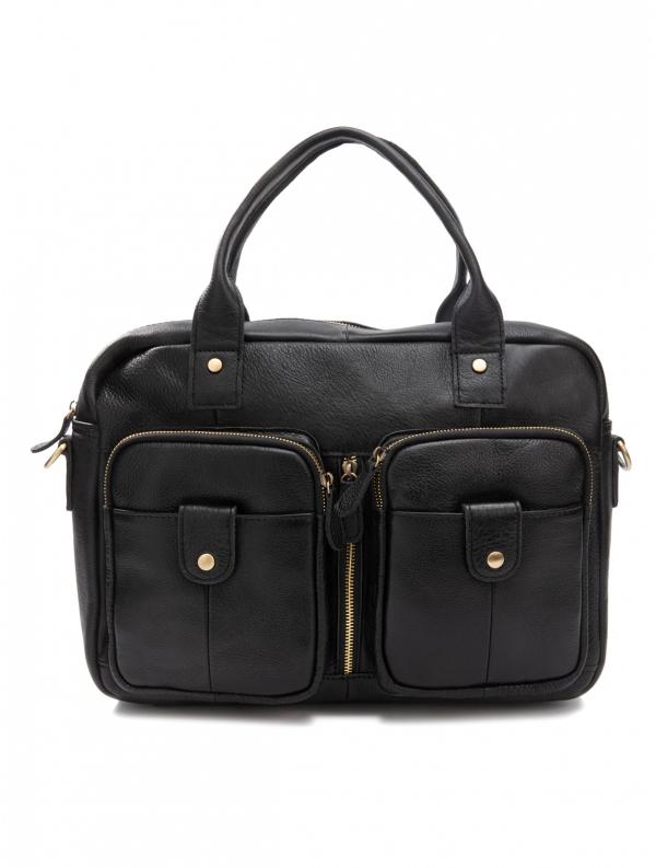 Мужской портфель Note, чёрный