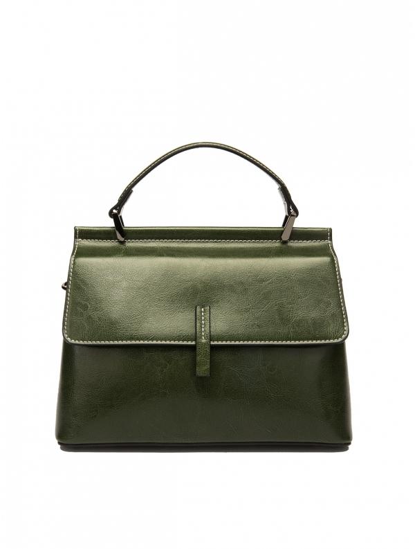 Женская сумка Mona, зелёный
