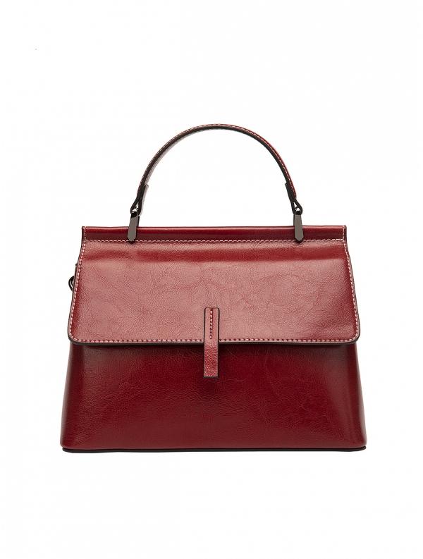 Женская сумка Mona, красный