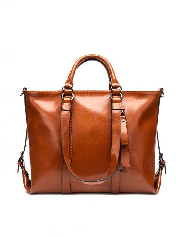 Женская сумка Forn, коричневый