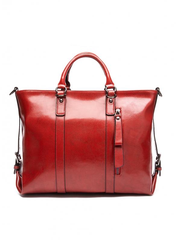 Женская сумка Forn, красный