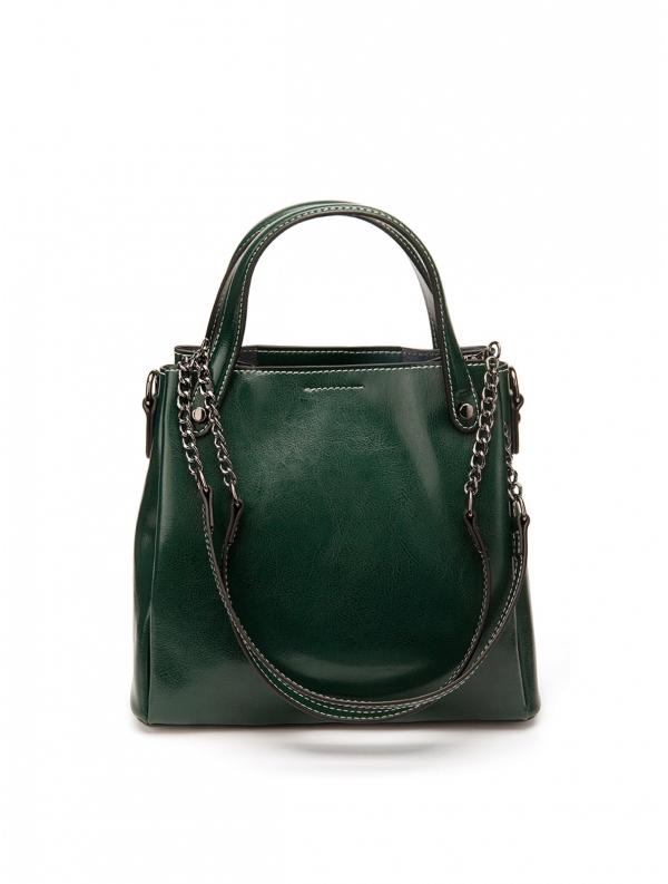 Женская сумка Aspect, зелёный