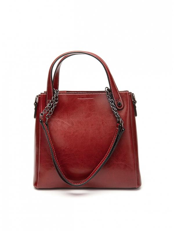 Женская сумка Aspect, красный