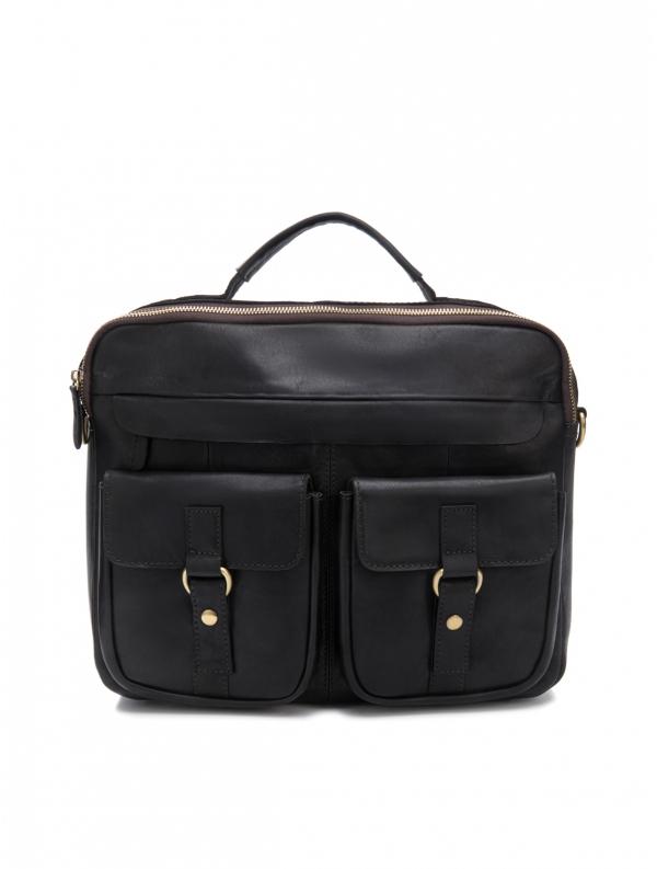 Мужской портфель Tend, чёрный