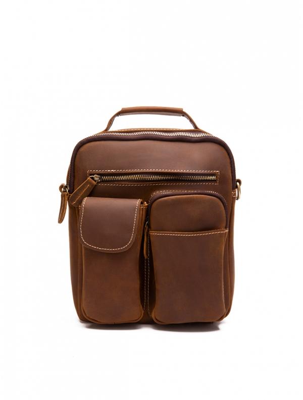 Мужская сумка-мессенджер...