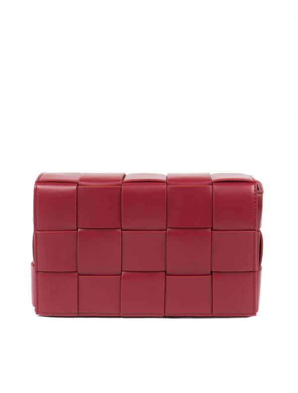 Женская сумка Meshy, бордо