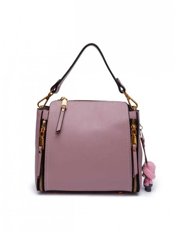 Женская сумка, розовый